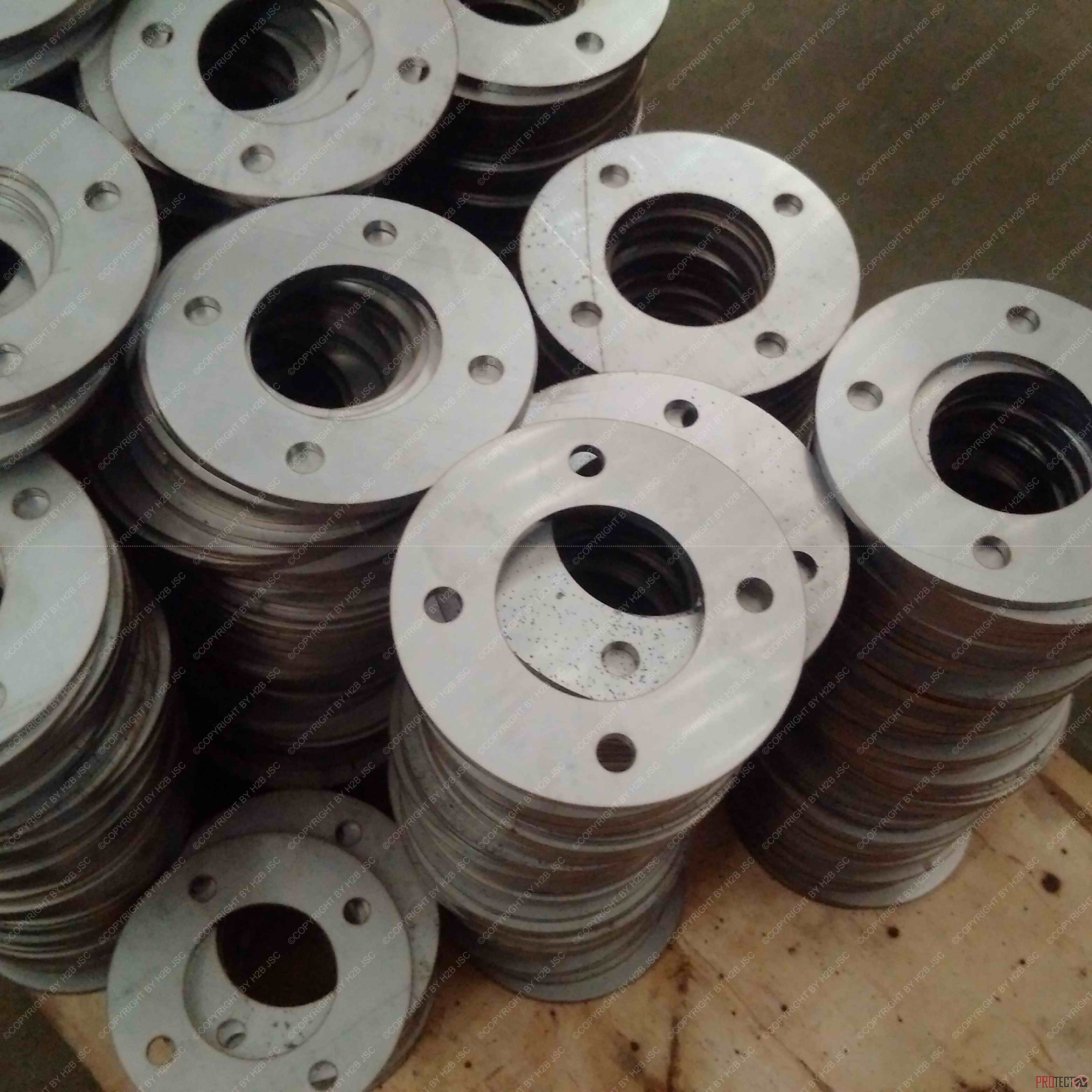 Cắt laser các chi tiết máy T1-8mm (SUS304/SUS201)