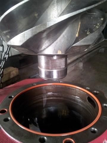 Dịch vụ bảo dưỡng máy nén khí cho công ty: Nissin Brake Viet Nam